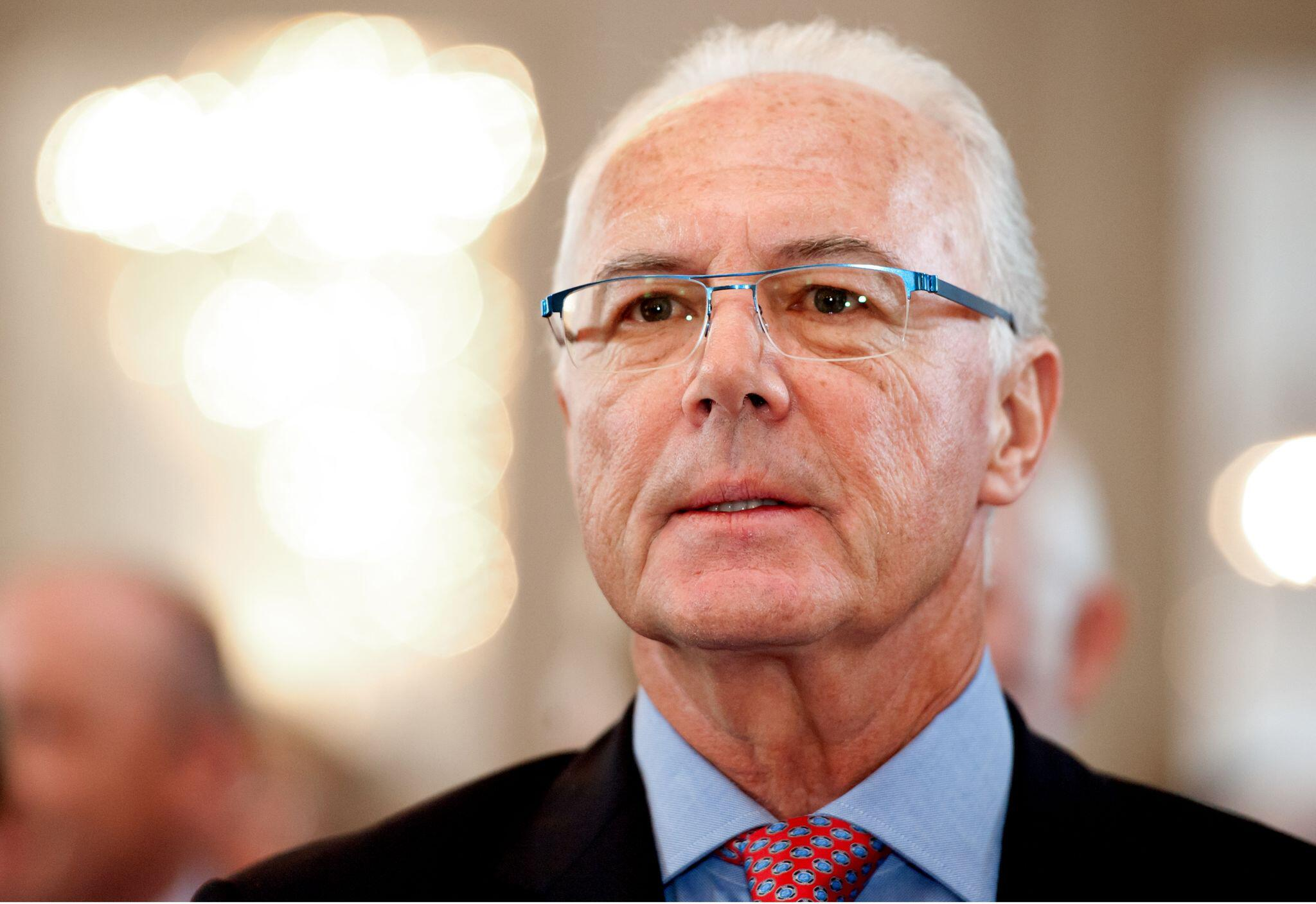 Bild zu Franz Beckenbauer wird 75