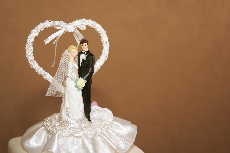 Bild zu Hochzeitsfiguren