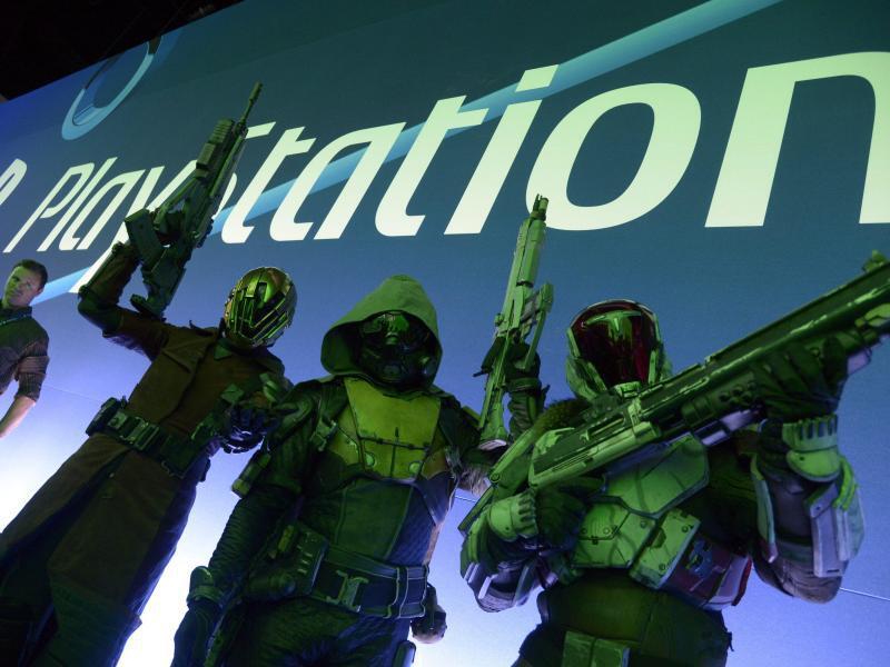 Bild zu Playstation
