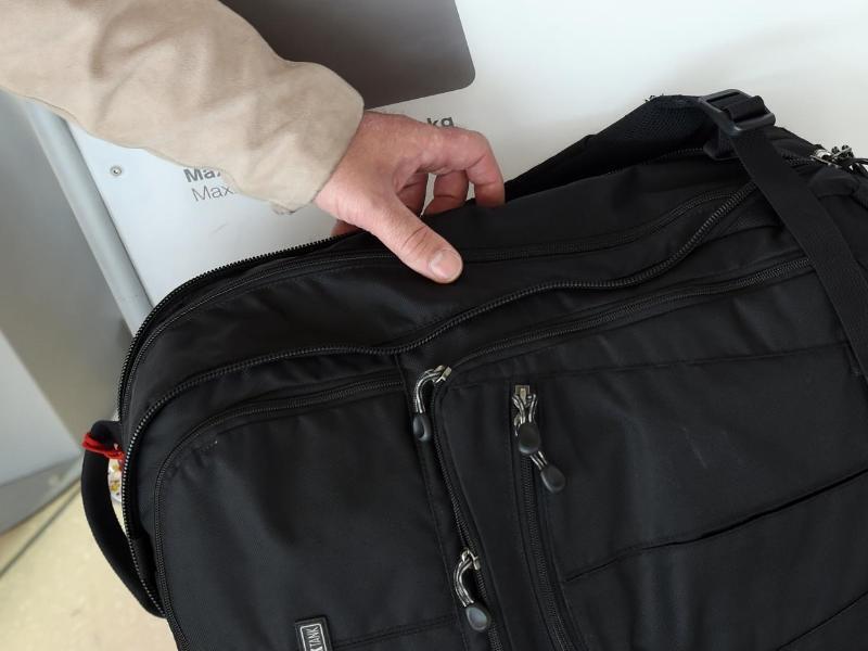 Bild zu Geräte als Handgepäck