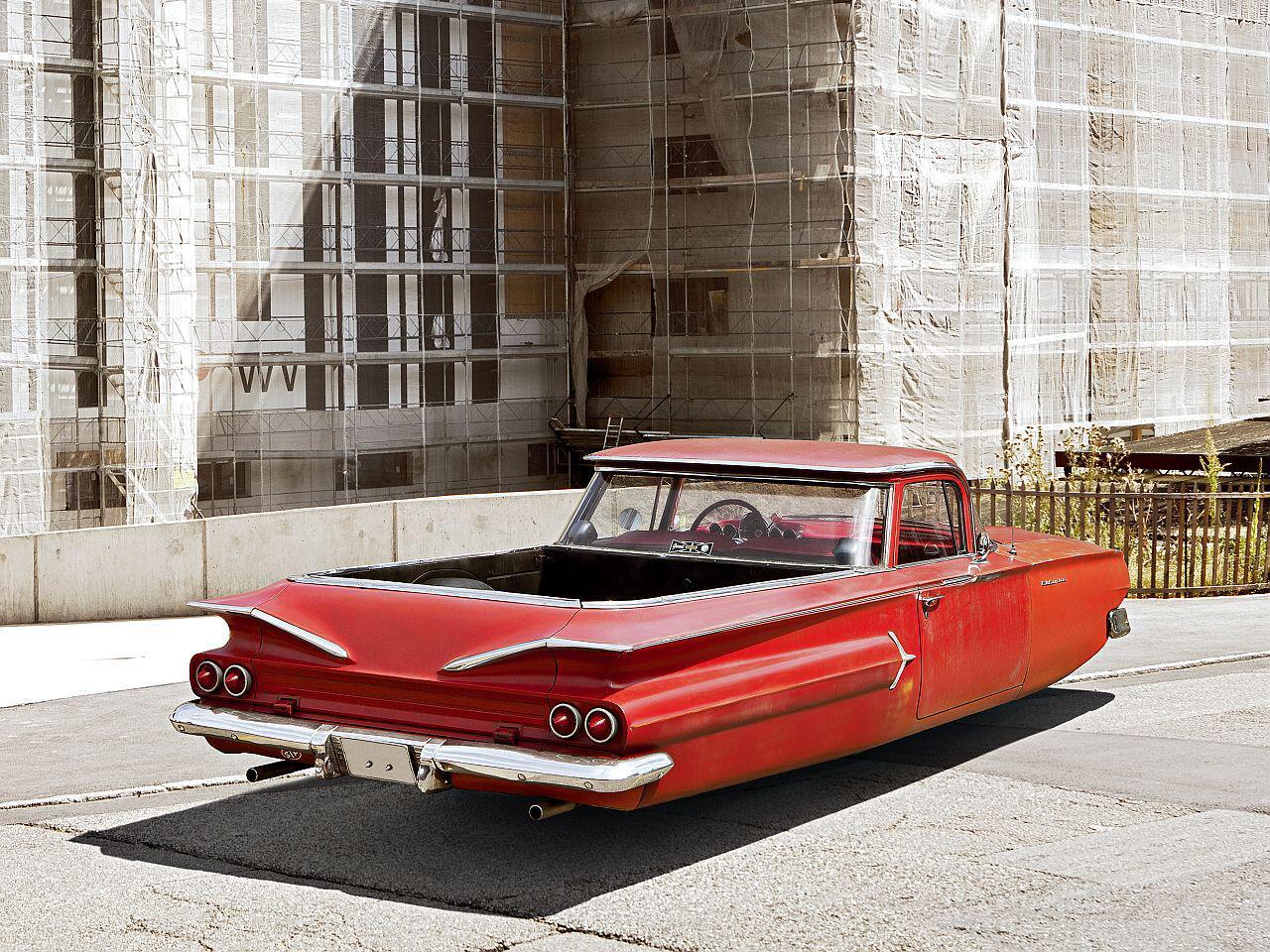 Bild zu Chevrolet El Camino