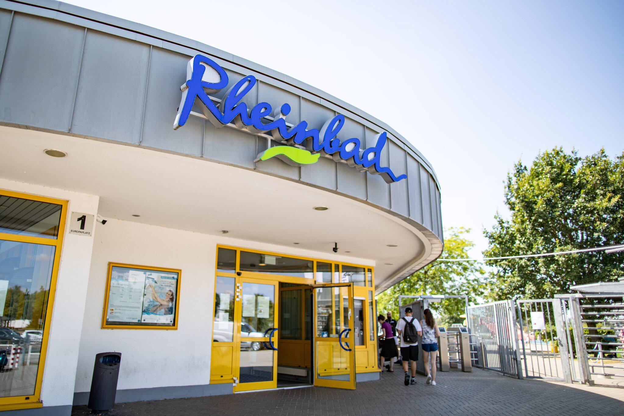 Düsseldorfer Rheinbad