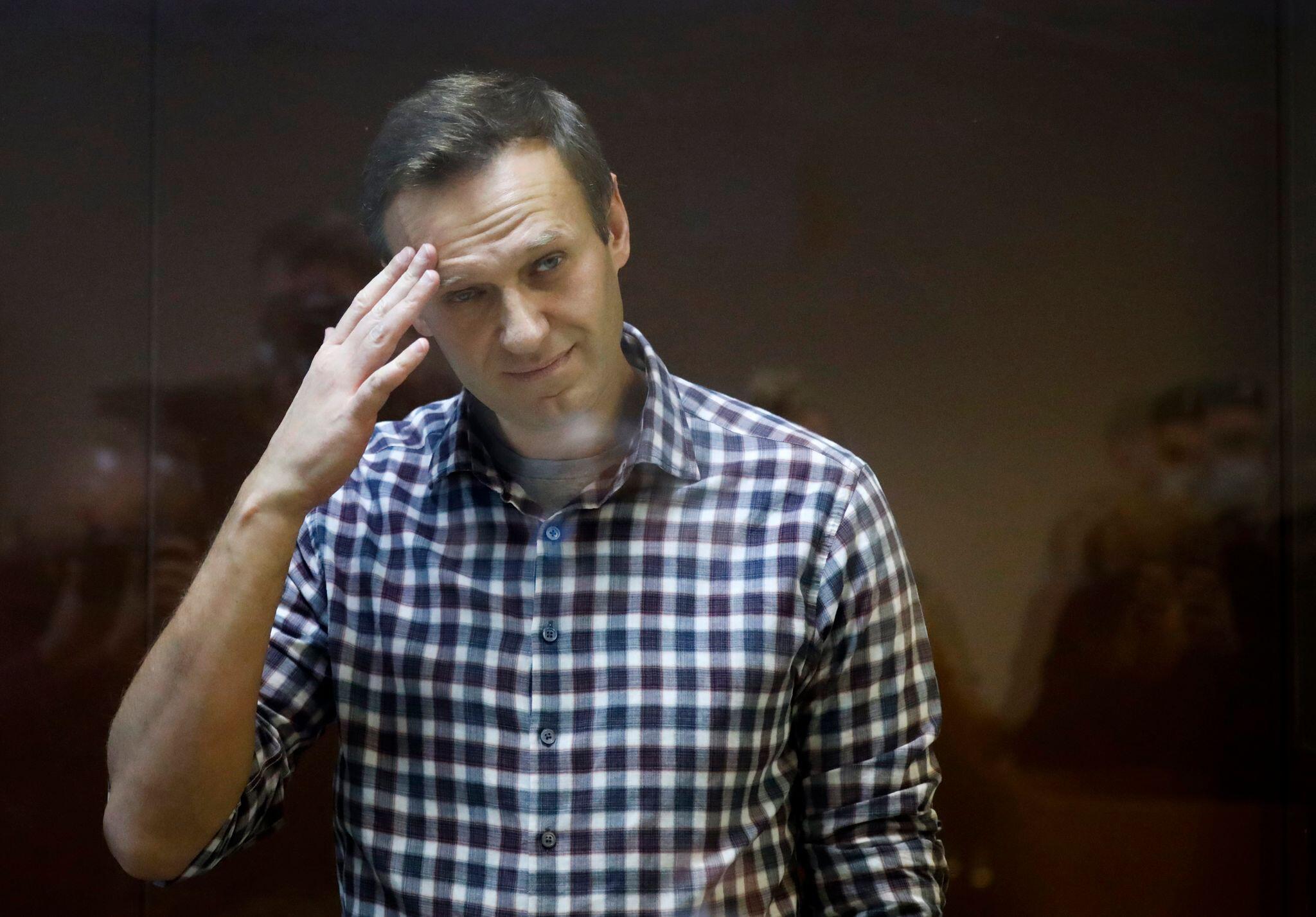 Bild zu Gerichtsprozess gegen Kremlkritiker Nawalny