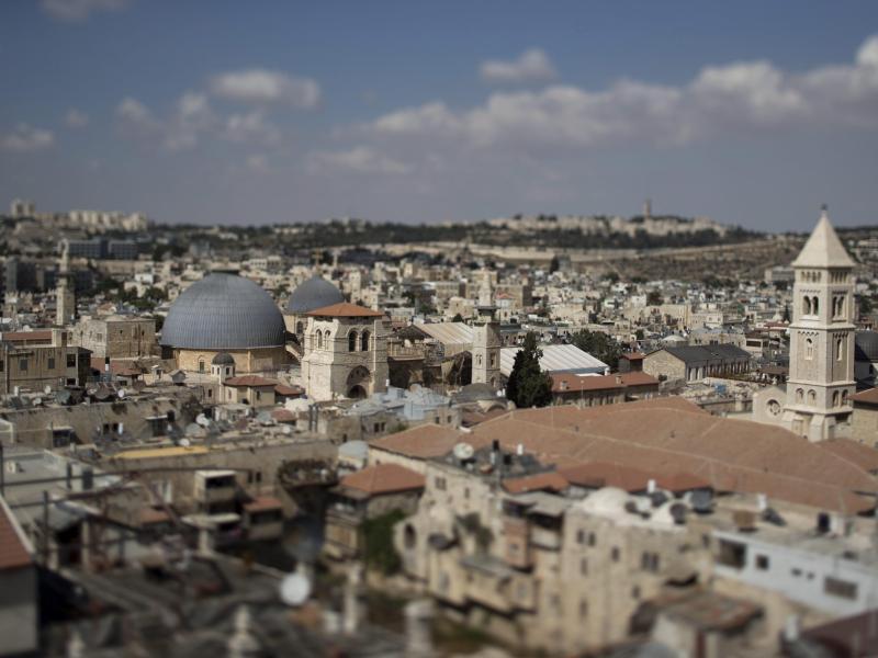 Bild zu Altstadt von Jerusalem