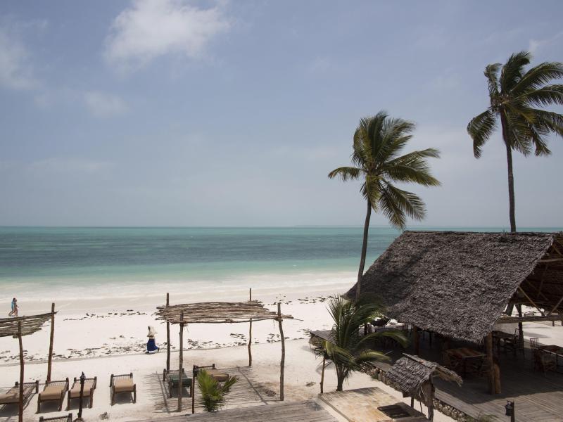 Bild zu Uroa Bay Beach auf Sansibar