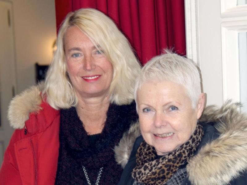 Bild zu Birgit Damer und Jutta Thomsen