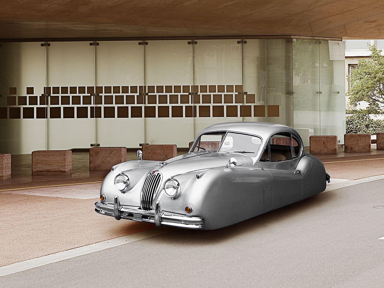 Bild zu Jaguar XK 120