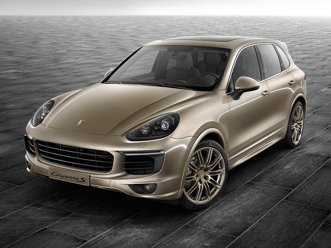 Bild zu Porsche Cayenne S von Porsche Exclusive
