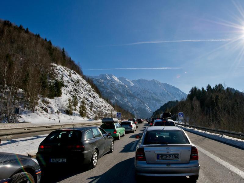 Bild zu Winterferien Bayern