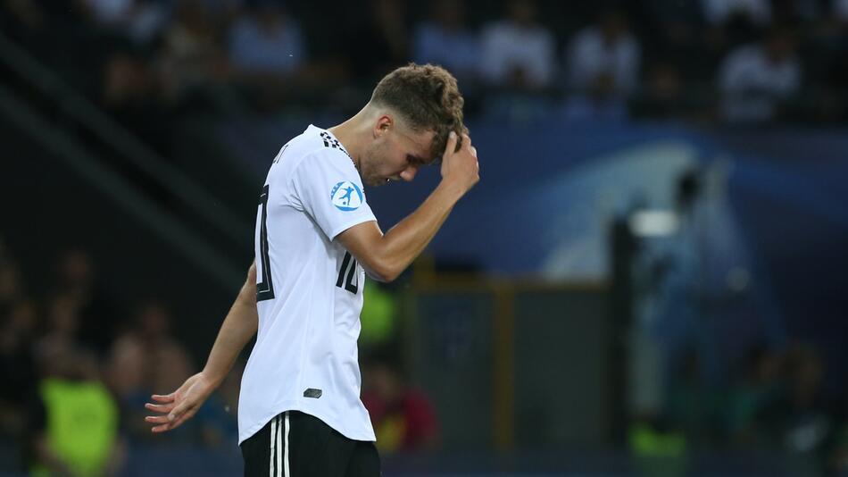 U21 - Deutschland - Spanien