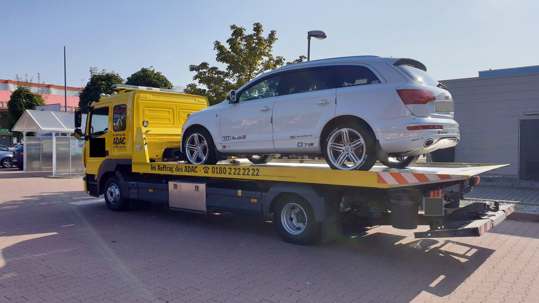 Bild zu 373 Punkte in Flensburg: Fahrer muss mit Haft rechnen