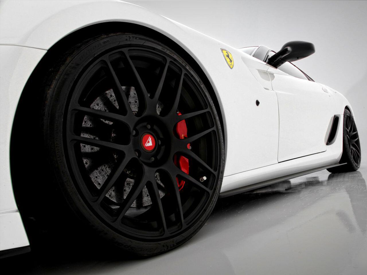 Bild zu Wie kaum ein anderer kann Vorsteiner schöne Autos noch perfektionieren