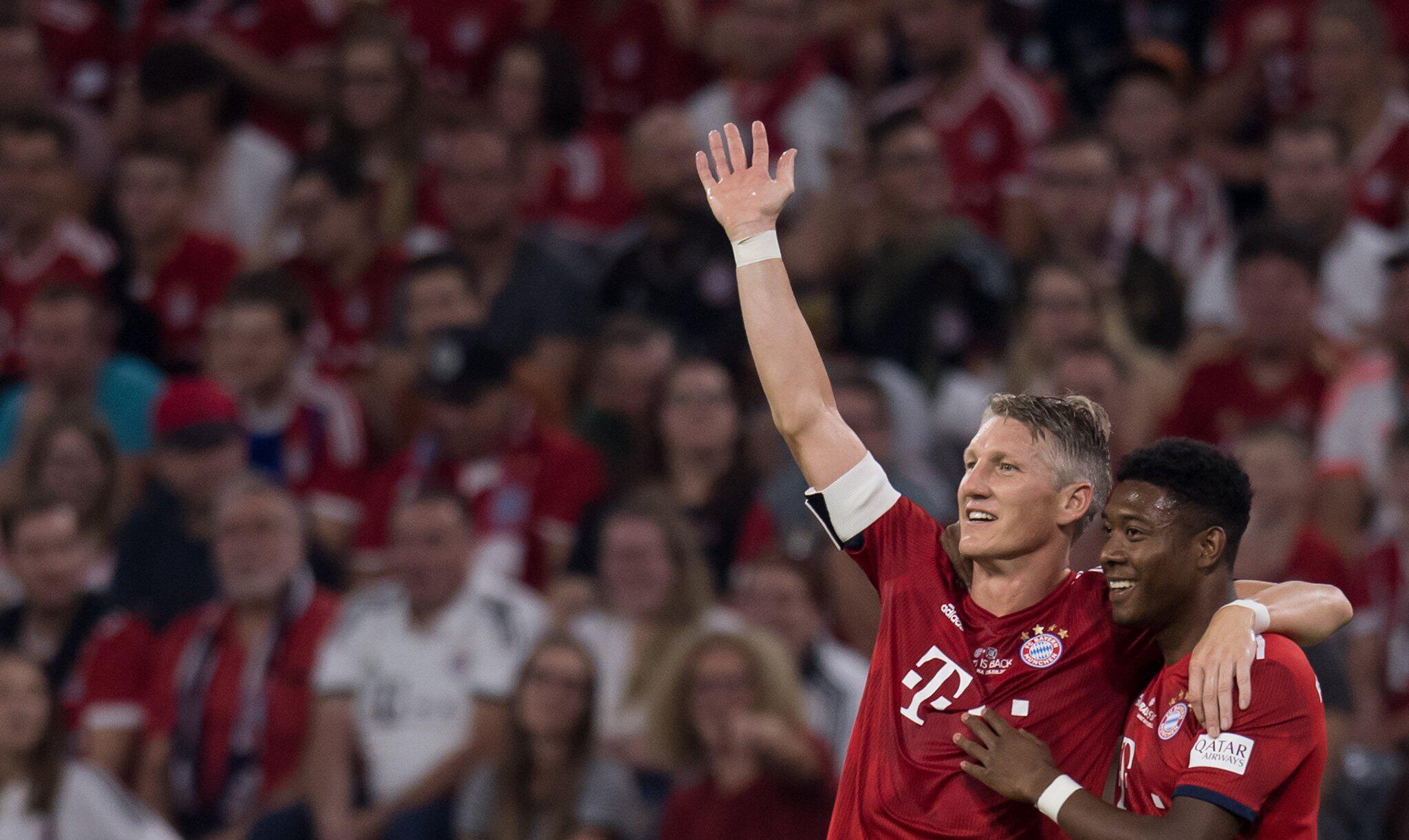 Bild zu FC Bayern München - Chicago Fire
