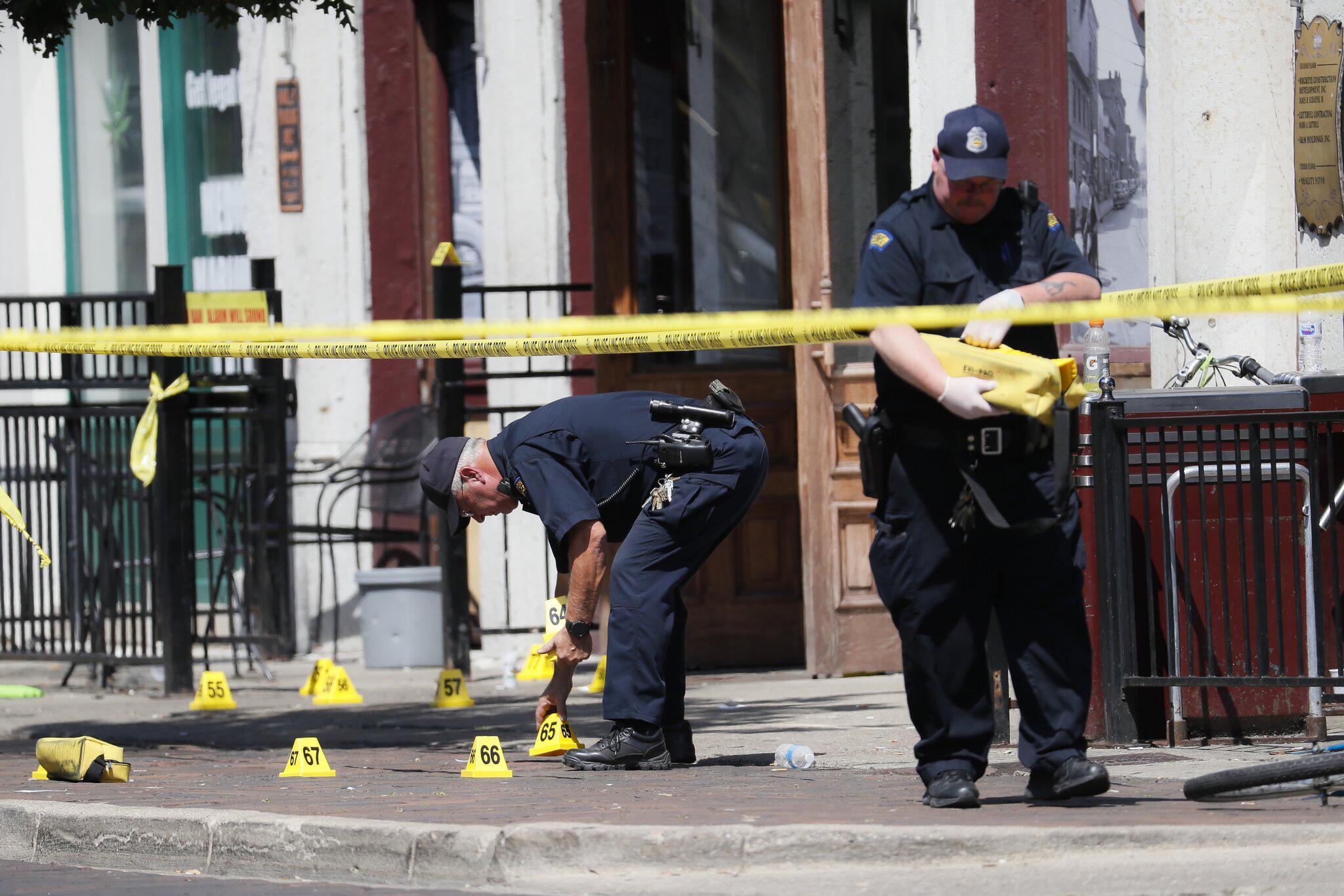 Bild zu Tote bei Schüssen in Ohio