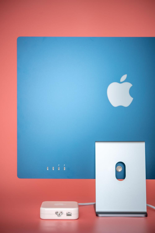 Der neue M1-iMac im Praxistest: Dünn, bunt und mächtig schnell