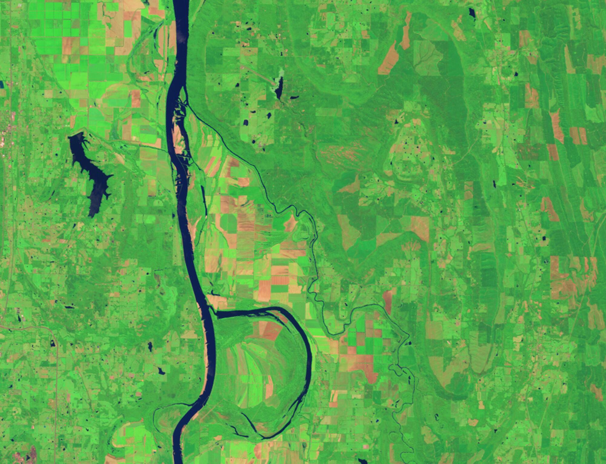 Bild zu Arkansas River