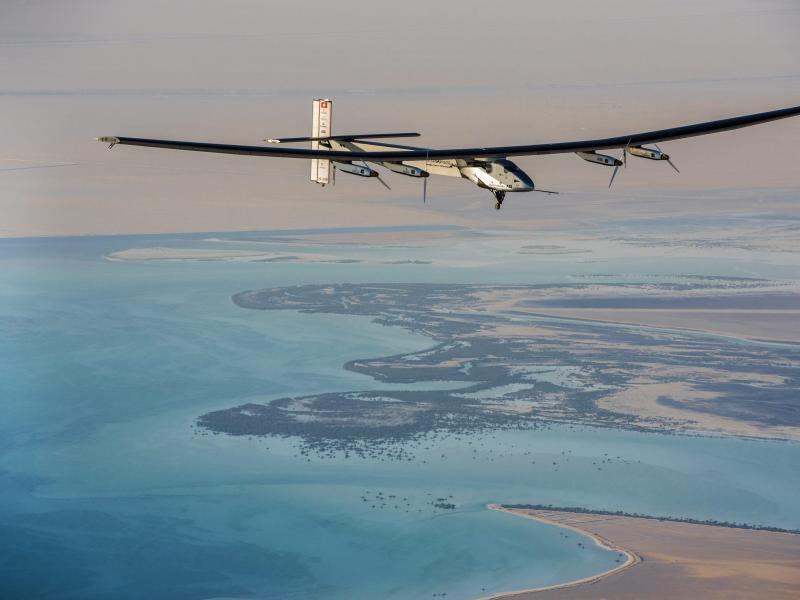 Bild zu Start in Abu Dhabi