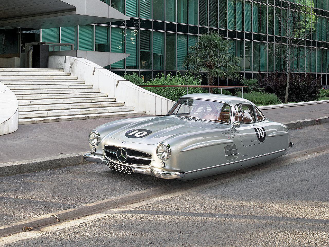 Bild zu Mercedes 300 SL