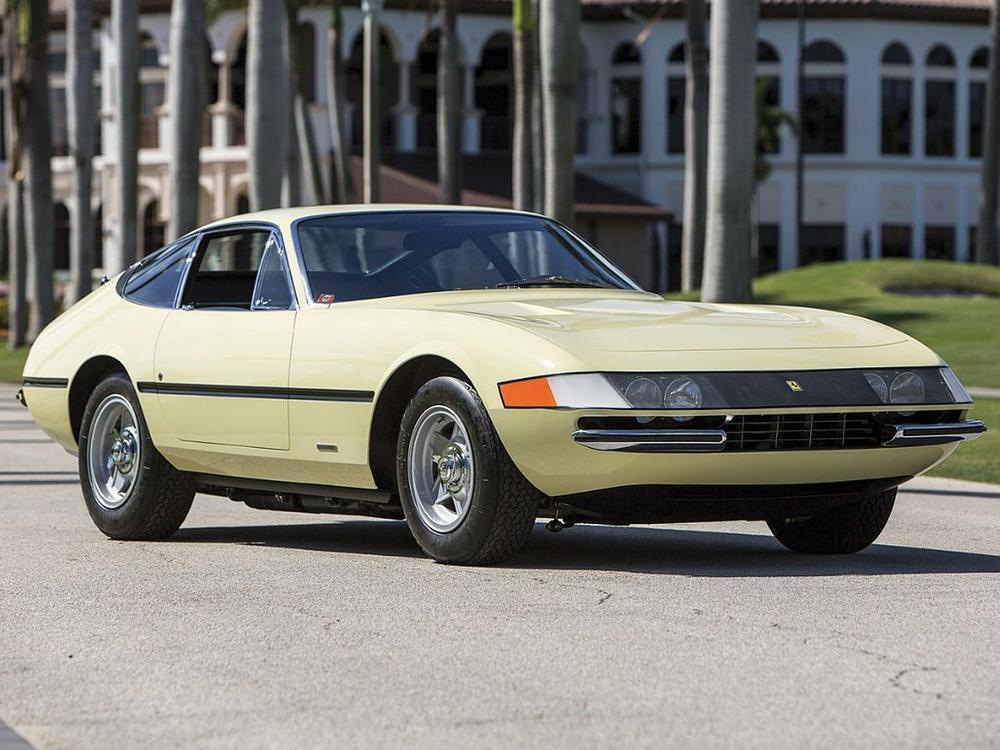 Bild zu 1969 Ferrari 365 GTB/4 Daytona Berlinetta by Scaglietti