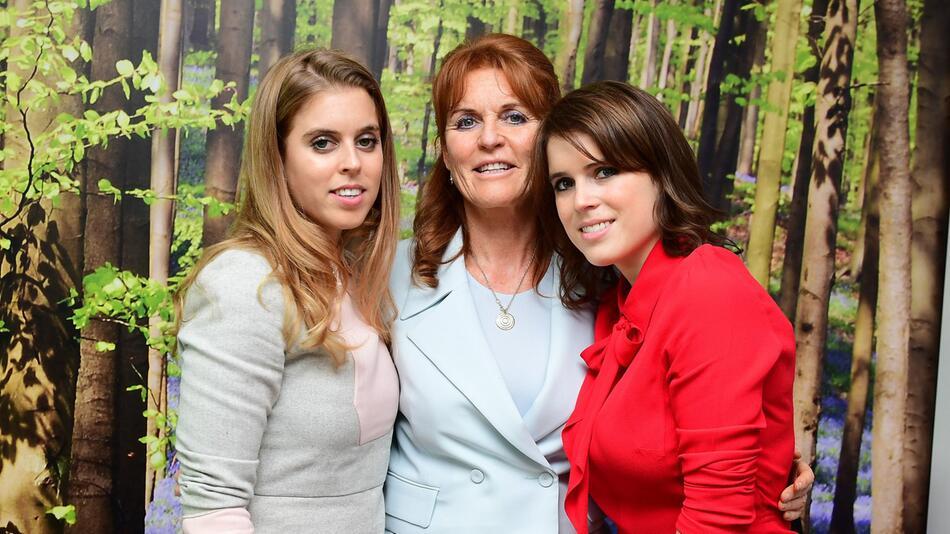 Quirlige «Fergie» wird 60 - Herzogin hält zu ihrem Ex-Mann