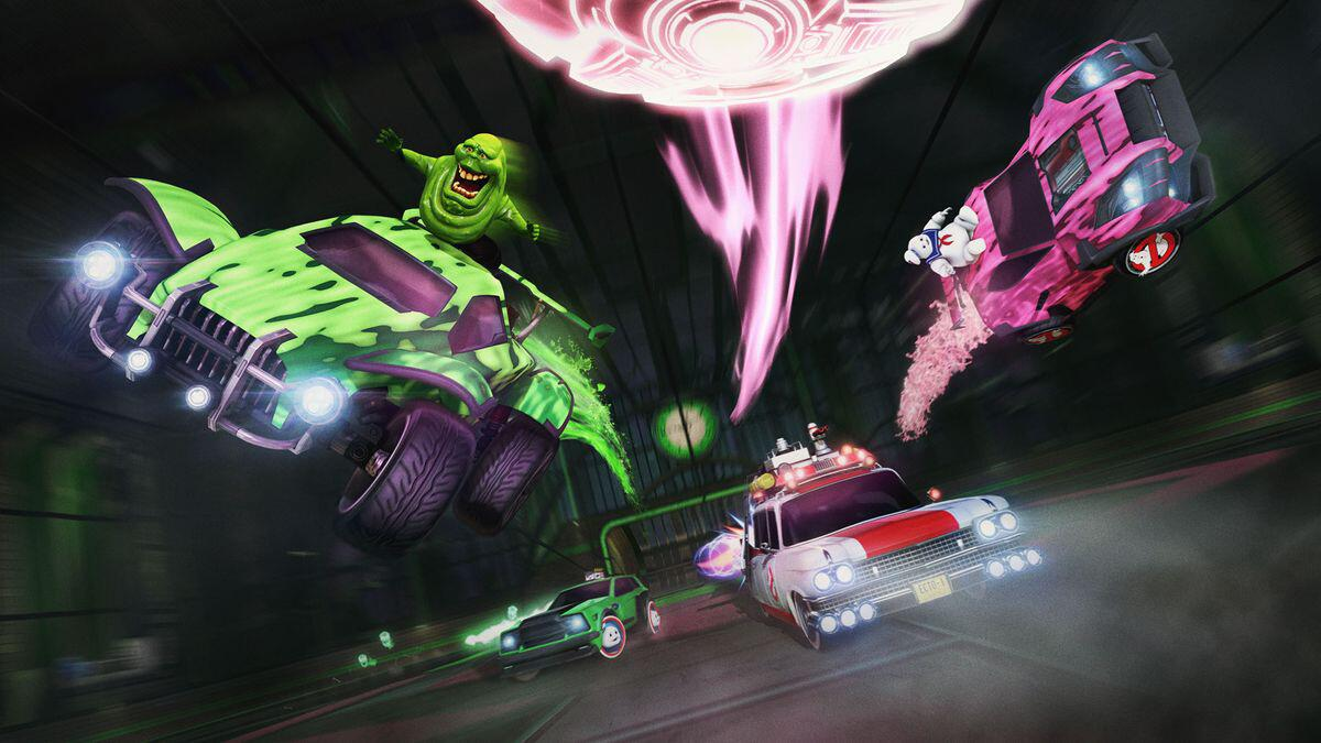 Bild zu Halloween, Event, Rocket League, Read Dead Redemption, Fortnite, Apex, Pokemon Go, Warzone