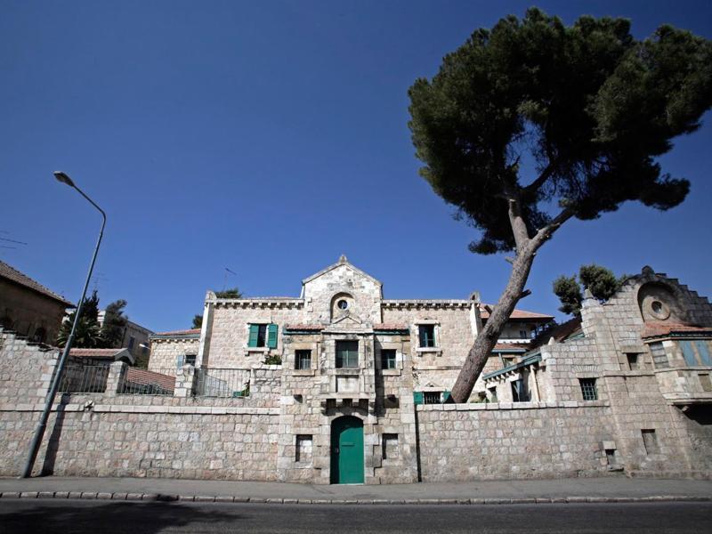 Bild zu Tabor Haus in Jerusalem