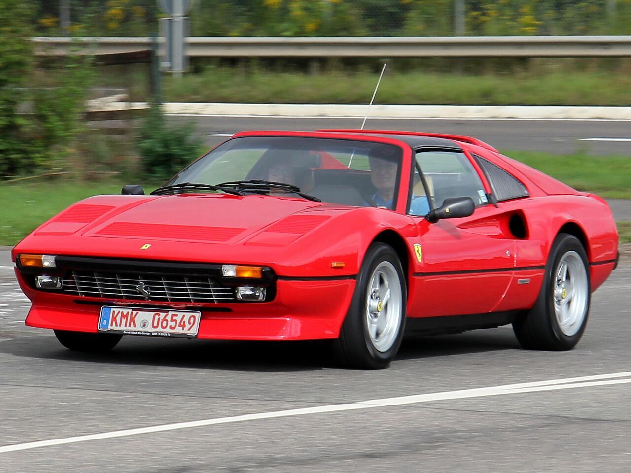 Bild zu Ferrari 308 GTS: Magnum