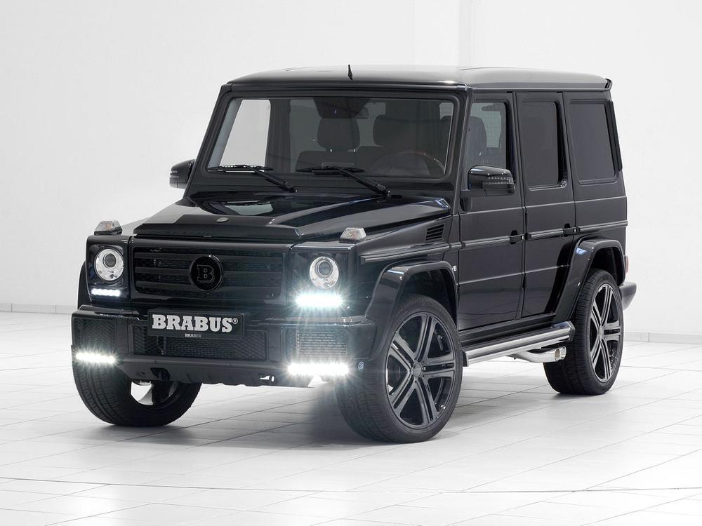 Bild zu Brabus Mercedes-Benz G 500