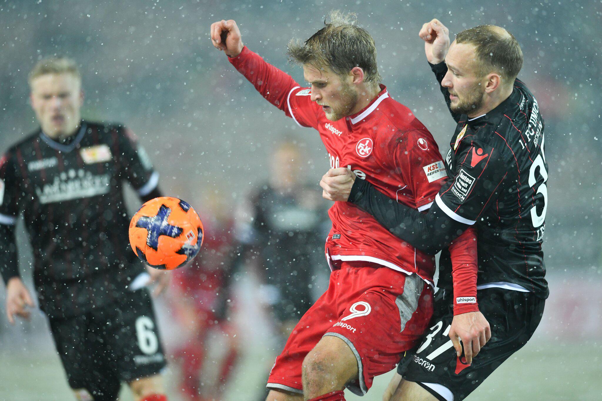 Bild zu 1. FC Kaiserslautern - 1. FC Union Berlin