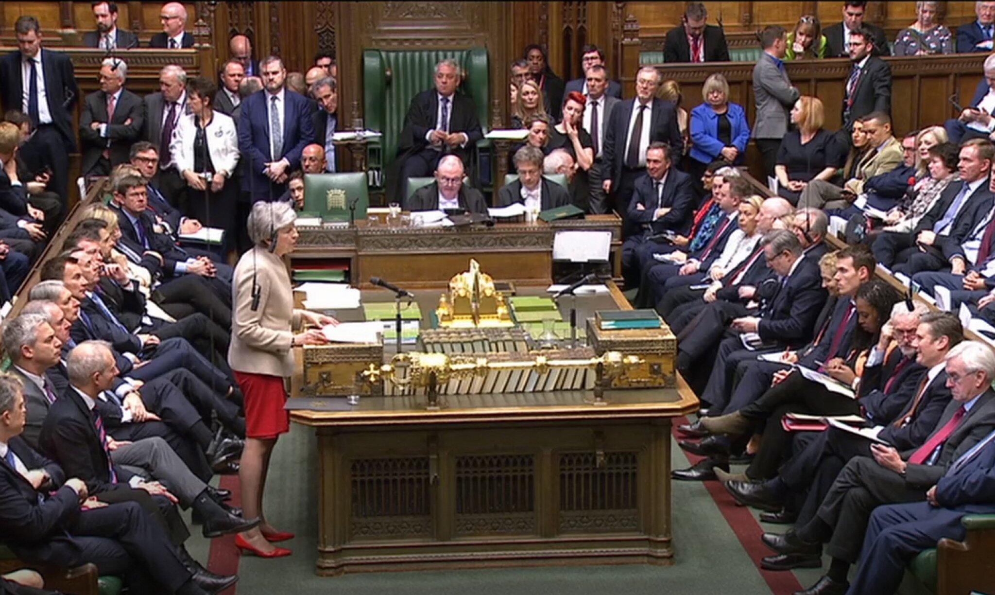 Bild zu Brexit - Unterhaus