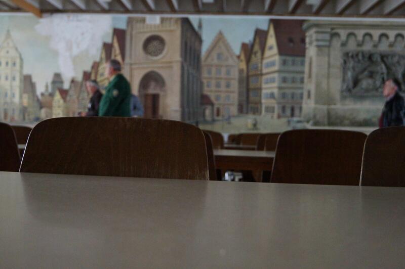 Bild zu Medientag in der JVA Landsberg