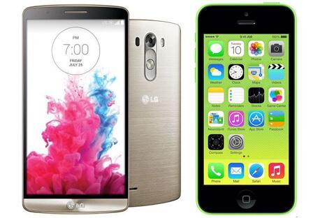 Bild zu Smartphones