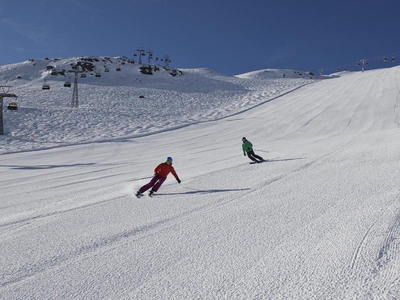 Bild zu Lange Skisaison