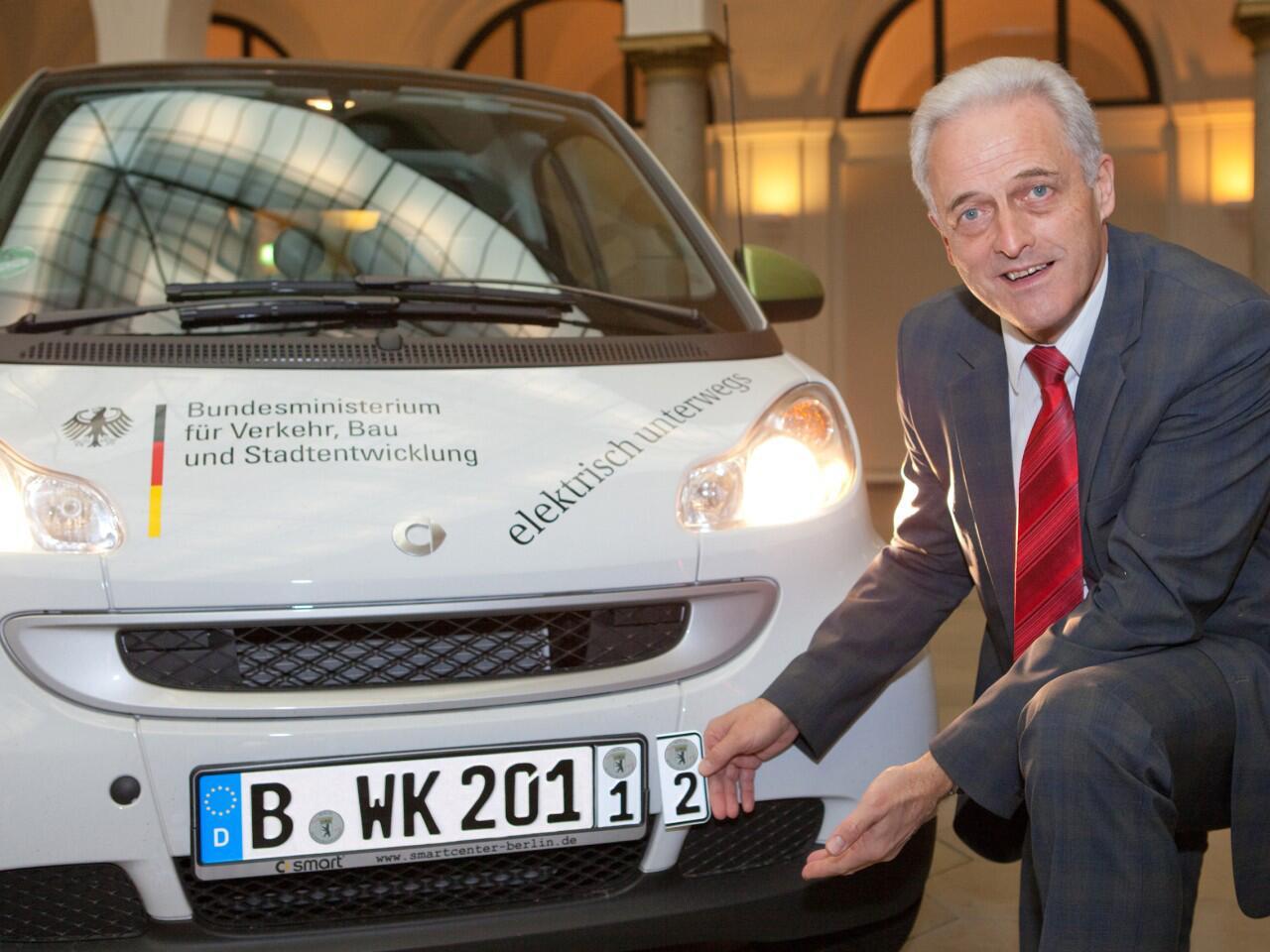 Bild zu Wechselkennzeichen: Anreiz für die Nutzung mehrerer Fahrzeuge