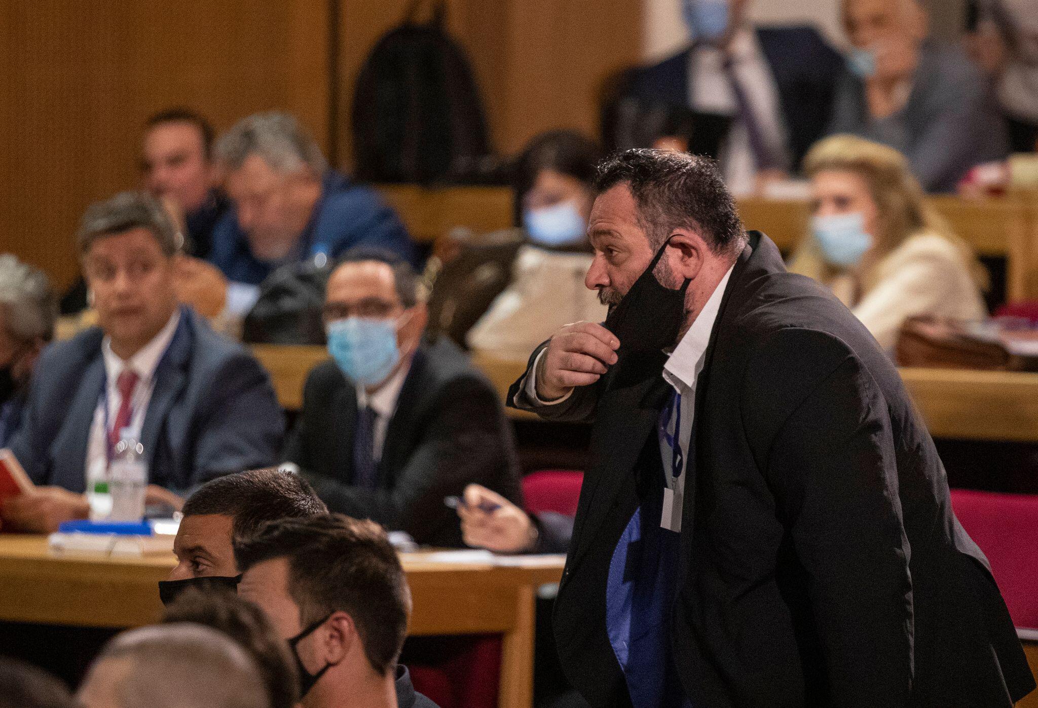 Bild zu Golden Dawn Prozess in Athen