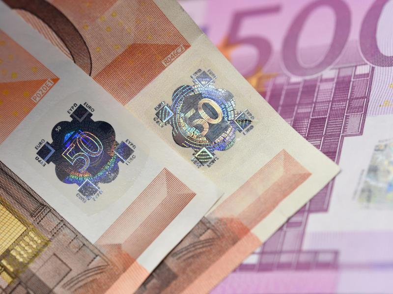 Bild zu Mehr Falschgeld im Umlauf