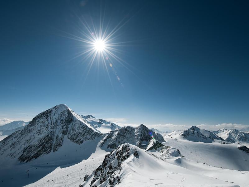 Bild zu Neue Seilbahn für den Stubaier Gletscher