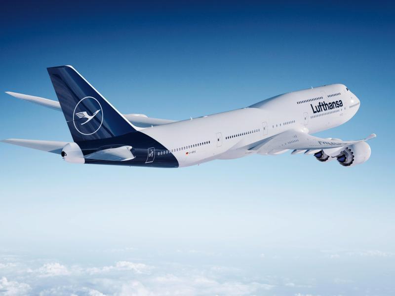 Bild zu Lufthansa stellt neues Flugzeug-Design vor