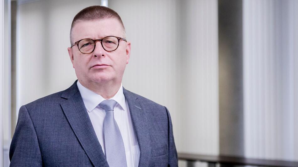 Verfassungsschutz-Präsident Thomas Haldenwang