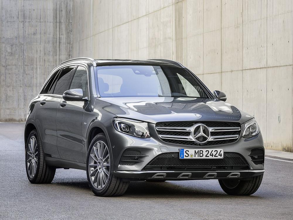 Bild zu Platz 1 SUV: Mercedes-Benz GLC