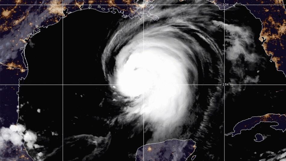 Hurrikan «Laura»
