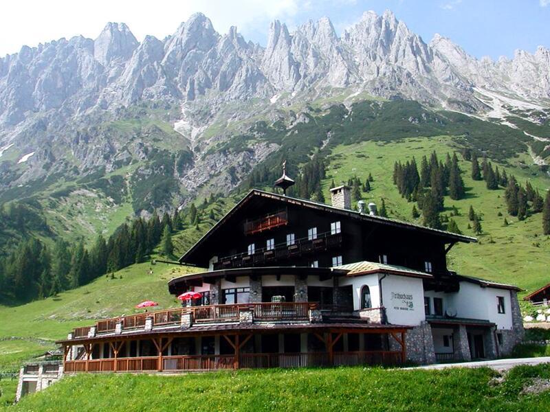Bild zu Berghotel Arthurhaus in Mühlbach