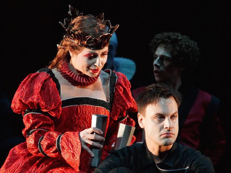 Bild zu Hamlet