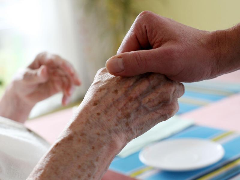Bild zu Kosten für Pflegeheim absetzen