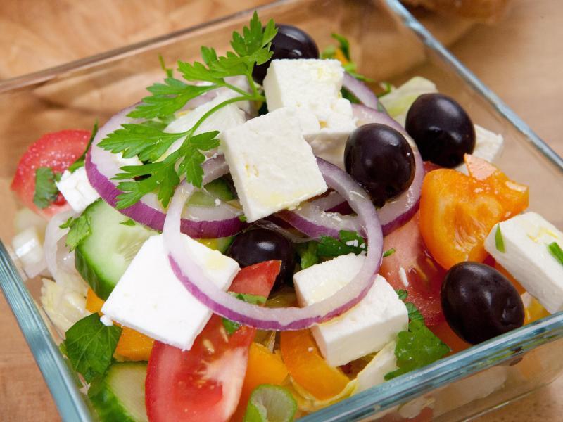 Bild zu Bekömmliche Salatvariation