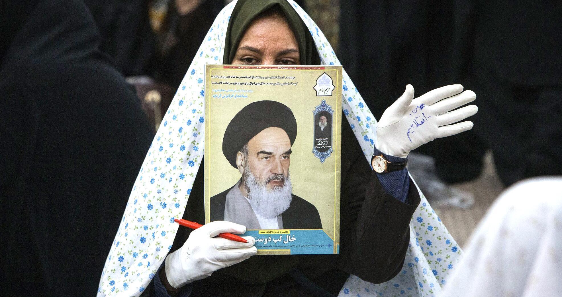 Bild zu 40. Jahrestag der Rückkehr von Chomeini in den Iran