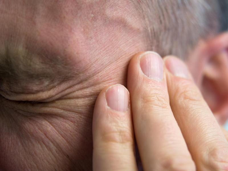 Bild zu Kopfschmerzen