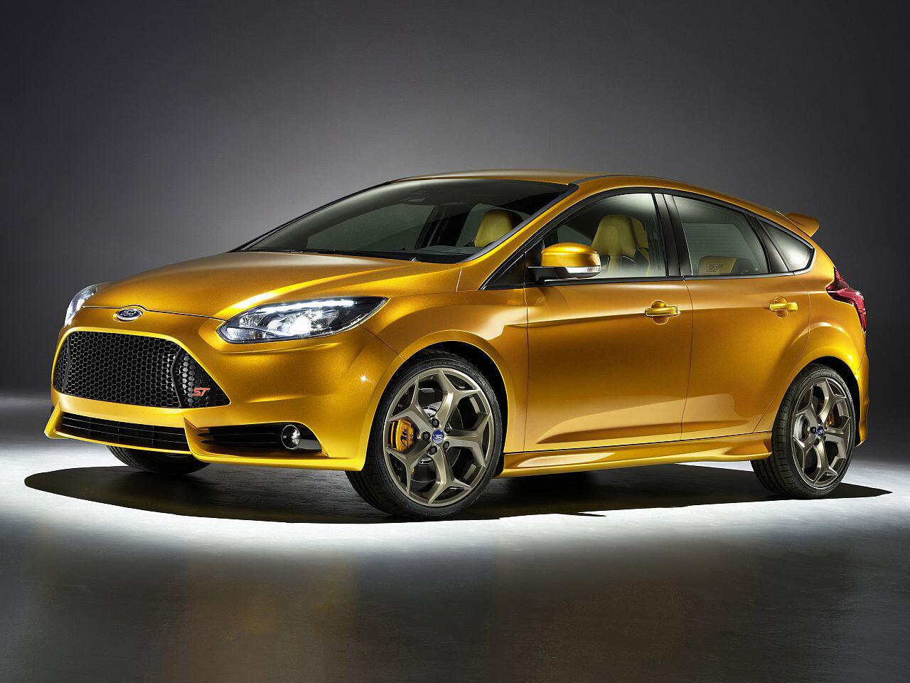 Bild zu Ford Focus ST