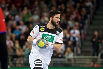 Handball, WM, Deutschland, Kader Tim Suton
