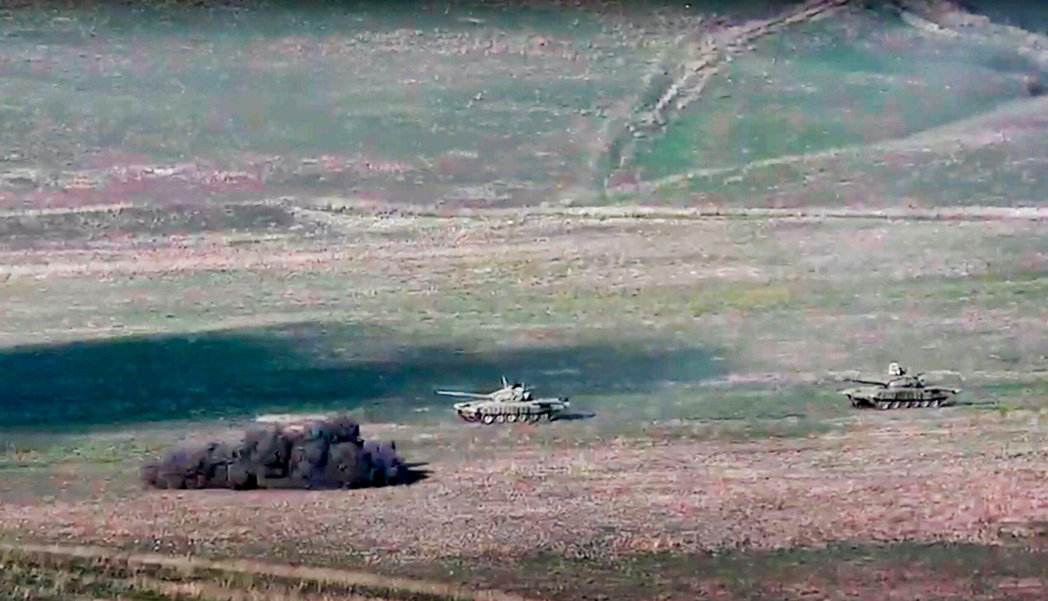 Bild zu Armenien ruft Kriegszustand aus